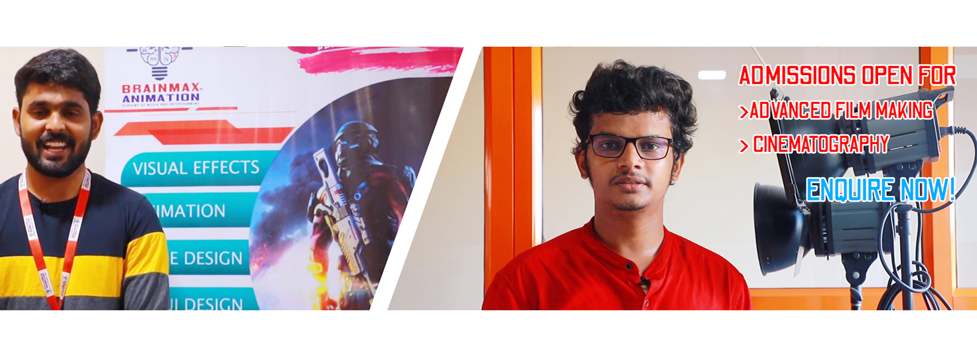 INDIA'S BEST TRAINING ON ANIMATION | GAMING | VISUAL EFFECTS | VR&AR.